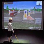 bunker indoor sport simulator kids
