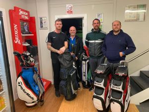 indoor golf business league