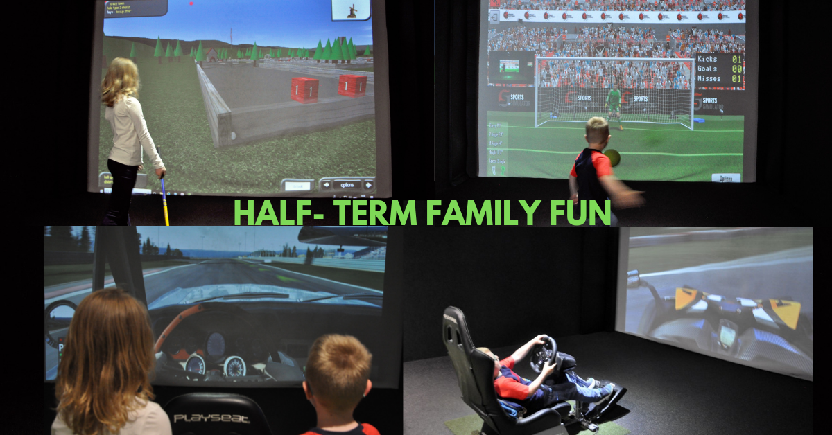 HALF TERM KIDS & FAMILY FUN