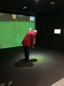 The Bunker indoor Golf