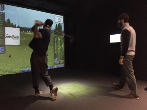 The Bunker golf coaching