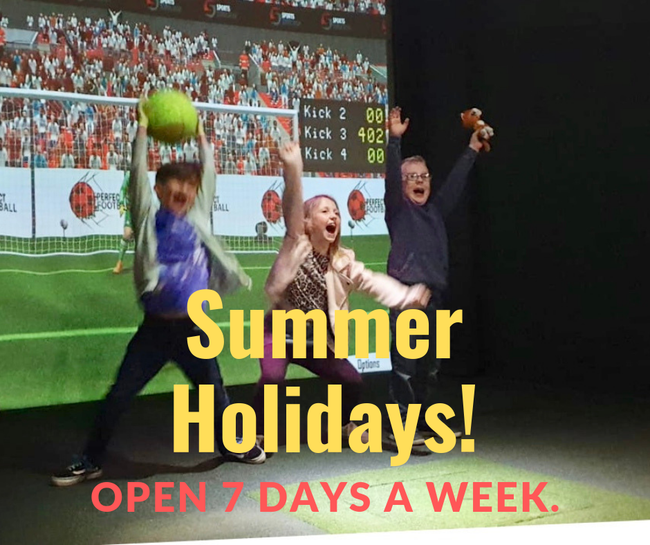 SUMMER HOLIDAY OFFERS!